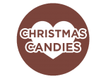Christmas Candies |  Holiday candies filled with peppermint, nuts and vanilla covered in chocolate.