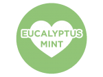 Eucalyptus Mint | A strong base of patchouli and vanilla support the cedar and clove topped with eucalyptus and peppermint.