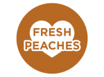 Fresh Peaches | Mouth-watering, freshly sliced, ripe and juicy peaches that are – so refreshing!