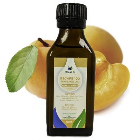 ESCAPE Massage Oil - Natural